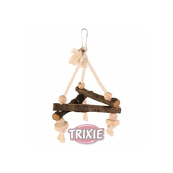 Trixie Natural Living Schaukel am Tau, 16 × 16 × 16 cm