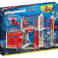 Playmobil City Action Große Feuerwache