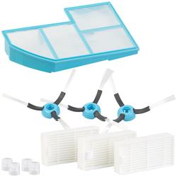Filter-, Bürsten- und Sprühdüsen-Set für Saug- & Wisch-Roboter