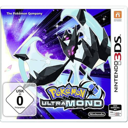 Nintendo Pokemon Ultramond 3DS & 2DS USK: 0