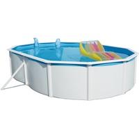 Steinbach Pool Set oval 550 x 360 x 120 cm