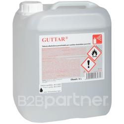 Guttar - alkoholisches desinfektionsmittel zum besprühen von flächen,