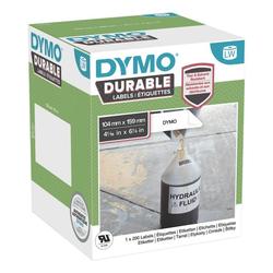 LabelWriter Kunststoff-Etiketten »2112287« 104 x 159 mm weiß, Dymo