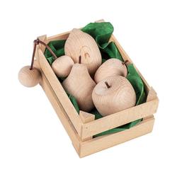 Erzi® Spiellebensmittel Lebensmittel - Obst & Gemüse, 10-tlg.
