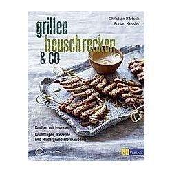 Grillen, Heuschrecken & Co.