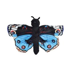 WILD REPUBLIC  Kuscheltier HUGGERS Schmetterling BLUE PANSY