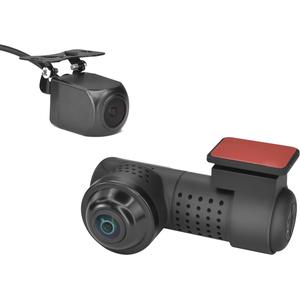 360° Panaroma Dashcam mit Nachtsicht + Heckkamera mit Nachtsicht + Heckkamera