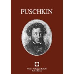 Alexander Puschkin als Buch von Alexander S. Puschkin