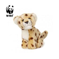 WWF Plüschfigur WWF Plüschtier Gepard (14cm)