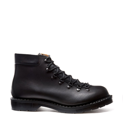 Solovair Urban Hiker - Black greasy