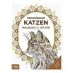 Tiefgründige Katzen - Buch