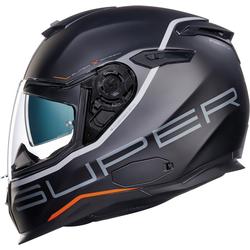 Nexx SX.100 Superspeed Helm, schwarz, Größe L
