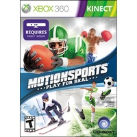 MotionSports - Play for real (Kinect) (Xbox 360)