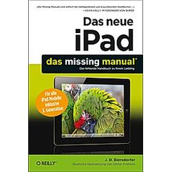 Das neue iPad. Jude D. Biersdorfer  - Buch