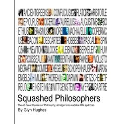 Squashed Philosophers als Taschenbuch von Glyn Hughes
