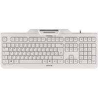 Cherry KC 1000 SC DE weiß/grau (JK-A0100DE-0)