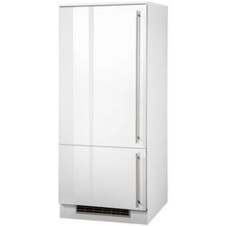wiho Küchen Kühlumbauschrank Chicago 60 cm breit, für Einbaukühlschrank