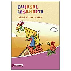 Quiesel Lesehefte: Quiesel Lesehefte 1-6 im Paket - Buch