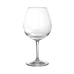 GIMEX Rotweinglas Campinggeschirr Mehrwegglas Rotweinglas aus Kunststoff 250ml (1-tlg)