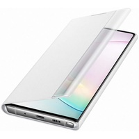 Samsung Clear View Cover Galaxy Note 10 Weiß