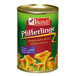 Valenzi - Pfifferlinge - 400g/225g