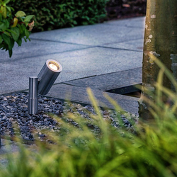 planeo Gartenbeleuchtung 12V - LED-Strahler Nova 3 - 3W 190Lumen -
