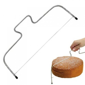 GMMH Tortenteiler Tortenschneider Tortenbodenteiler 32 cm