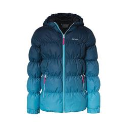 Icepeak Winterjacke Winterjacke KIANA für Mädchen blau 140