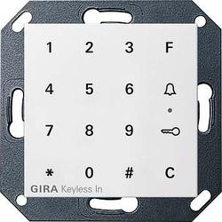Gira Code Tastatur rws-matt Keyless In 260527