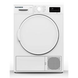 Wärmepumpentrockner (7 kg /A++ / weiß) »T-12-300-W«, Waschmaschinen, 27718228-0 weiß weiß