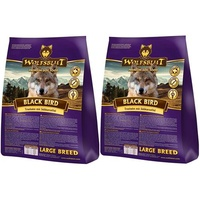 Wolfsblut Black Bird Large Breed 2 x 15 kg