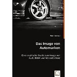 Das Image von Automarken. Nadir Amrioui  - Buch