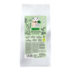 (7,25 EUR/kg) VEGDOG Veggie Crunch 2 kg