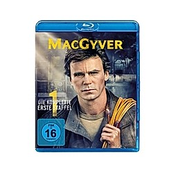 MacGyver - Season 1 BLU-RAY Box - DVD  Filme