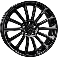 MEISTERWERK MW16 black glossy
