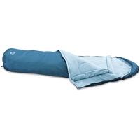 BESTWAY 68066 Schlafsack Mumienschlafsack Polyester Blau