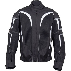 ROLEFF Motorradjacke RO 607 schwarz