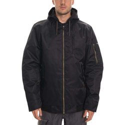 Jacke 686 - Bomber Insulated Jacket Black Satin (BLK)