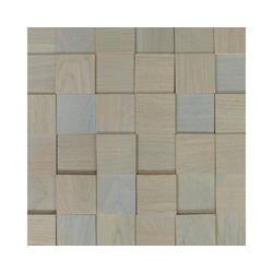 Wodewa 3D Wandpaneel Eiche grau, BxL: 30x30 cm, 0,09 qm, (Set, 6-tlg., 6-tlg) selbstklebend, 0,54 m²