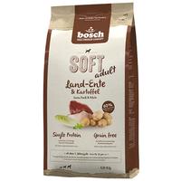 Bosch Tiernahrung SOFT Adult Land-Ente & Kartoffel