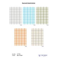 Geschirrtuch Baumwolle (BL 50x70 cm) ROSS