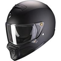 Scorpion EXO-HX1 Helm, schwarz, Größe 2XL