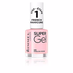 FRENCH MANICURE super gel #091-english rose