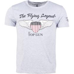 Top Gun Gamestop, T-Shirt - Grau - 3XL