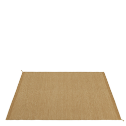 Ply Teppich Burnt Orange 170 x 240 cm  Muuto