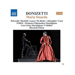 Polverelli, Lanza, Piscitelli, Frizza/Polverelli/Piscitelli - Maria Stuarda (CD)