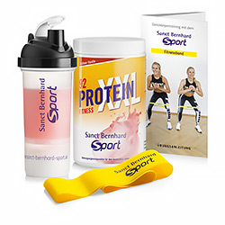 Sanct Bernhard Sport Set de Fitness