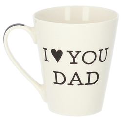 Galzone Tasse I Love You Dad