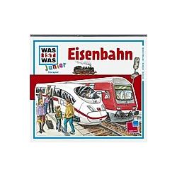 Eisenbahn  1 Audio-CD - Hörbuch
