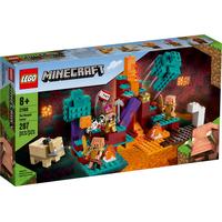 Lego Minecraft Der Wirrwald 21168